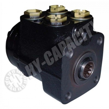 Power Steering Pump w/ Relief Valve - New