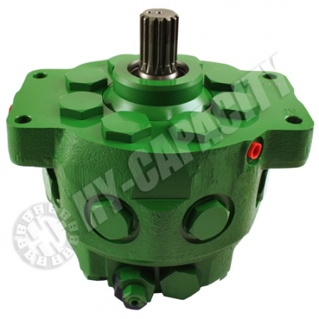 Hydraulic Pump w/ New Piston Housing - Reman